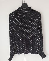 Used Blouse with puff sleeves H&M in Dubai, UAE