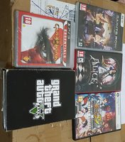 Used 5 brand new original game CD's PS3/PC in Dubai, UAE