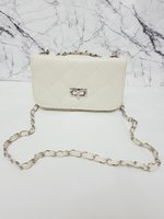 Used Chanel inspired sling bag | Cream in Dubai, UAE