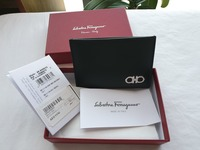 Used Salvatore Ferragamo man's card case in Dubai, UAE