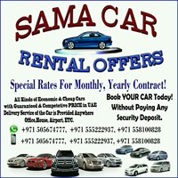 Used SAMA CAR RENTAL  in Dubai, UAE