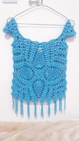 Used Local designer crochet top in Dubai, UAE
