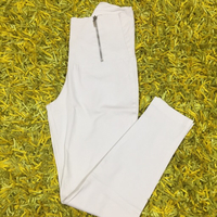 Used WHITE HIGH WAIST PANTS in Dubai, UAE