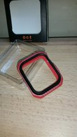 Used Iwatch Cover Black & Red in Dubai, UAE