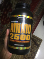Amino 2500 for muscle