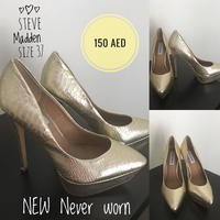 Used Shoes Steve Madden  in Dubai, UAE