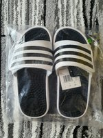Used Adidas adissage unisex slipper size 38 in Dubai, UAE