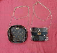 Used 2 pcs mini bags in Dubai, UAE