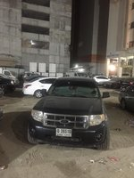 Used Ford escape in Dubai, UAE