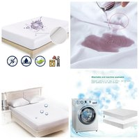 Water proof cotton mattress cover