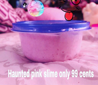 Used Haunted pink slime  in Dubai, UAE