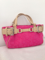 Used DKNY pink bag in Dubai, UAE