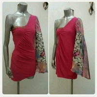 Used Cute offshoulder short dress for Women in Dubai, UAE