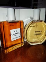 Used Bundle offer Chanel perfume woman in Dubai, UAE