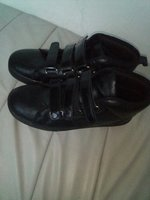 Used Black male cover shoe in Dubai, UAE