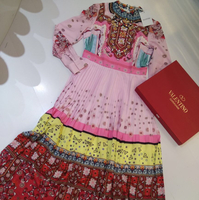 Brand New Valentino Dress Comes With Box And Paper Bag, Sizes Available, Pls Whatsapp Me At 0554450792