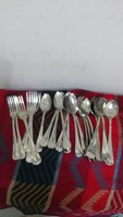 3 Type of Spoon, Used But Good Condition