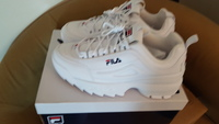 Used Fila shoes in Dubai, UAE