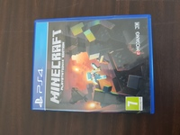 Used Minecraft ps4 cheap in Dubai, UAE