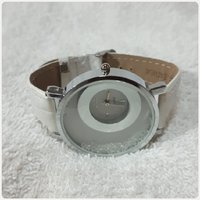 Used New white DIOR watch for lady. in Dubai, UAE