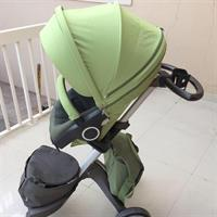 Used Stokke Xplory + Accessories  in Dubai, UAE