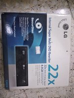 Brand new DVD writer for PC