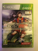 Used Pro Evolution Soccer 2011 XBOX360 PAL in Dubai, UAE