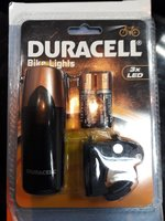 Used duracell bicycle light in Dubai, UAE