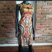 Used Alexander McQueen brand new dress in Dubai, UAE