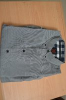 New One90One Shirt for Men (Grey, M)