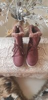 SPRING FUR BOOTS SIZE 40