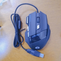 Used 5500DPI Gaming mouse RGB and 7 Buttons in Dubai, UAE