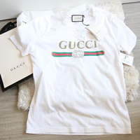 Used Brand New Gucci Authentic Overruns Shirt,sizes Available. It Comes With A Box And A Paper Bag  in Dubai, UAE