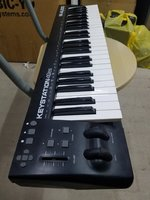 Used M-Audio Keystation 49 MK3 USB Pwrd MIDI in Dubai, UAE