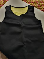 Used 2 pcs Mens super sweat slimming shaper in Dubai, UAE