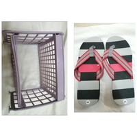 Used Buy sandal and get storage holder free in Dubai, UAE