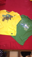 Used 2 tshirt for boys 7-8 yrs ..Zara kids  in Dubai, UAE