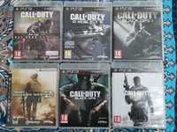 Used Call of duty MW3 & Advance Warfare in Dubai, UAE