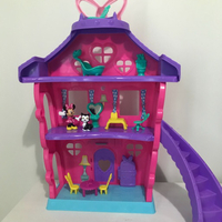 Used Minnie Mouse Playhouse with furniture  in Dubai, UAE