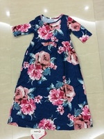 Used Girls dress new 3-4 years, size S in Dubai, UAE