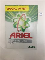 Used Ariel detergent 2.5kg in Dubai, UAE