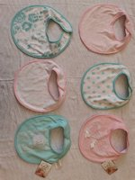 Used New baby bibs (6 pieces) in Dubai, UAE