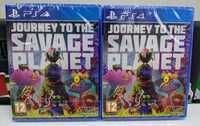 Used Journey to the Savage Planet Ps4 in Dubai, UAE
