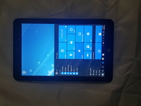 Used DigiLand DL808W Windows 10 Tablet 32GB, in Dubai, UAE