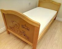 Used Mothercare cot to jr bed in Dubai, UAE