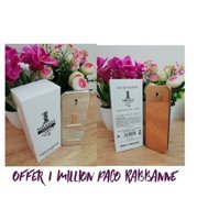 1 million Bundle offer men perfume