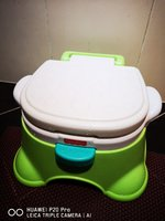Used Toilet potty training seat in Dubai, UAE