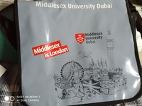 Used University bag in Dubai, UAE