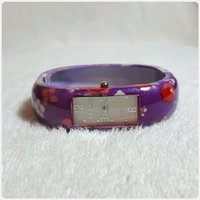 Used Purple bracelet watch for lady in Dubai, UAE