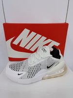 Used Nike Air max 270 white size 43 in Dubai, UAE